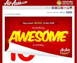 Air Asia promosi