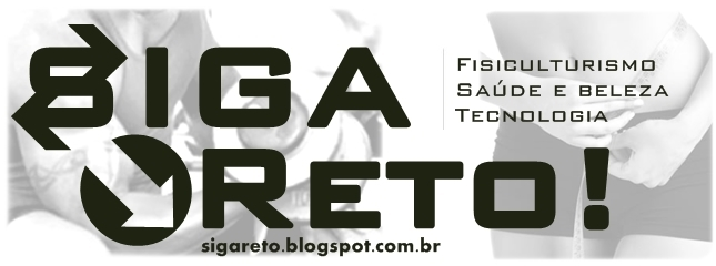 Blog Siga Reto! — Fisiculturismo, musculação, suplementos, ganho de massa muscular, exercícios etc.