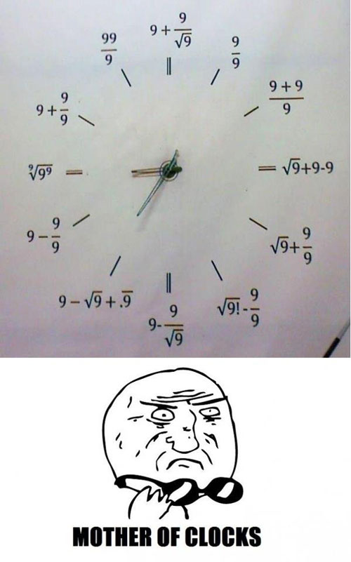 Mother Of Clocks