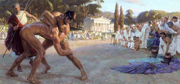 Grecia - Juegos Olímpicos- Historia de las Civilizaciones
