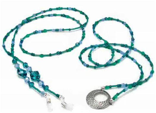 how to make eye glass necklace holder tutorials the