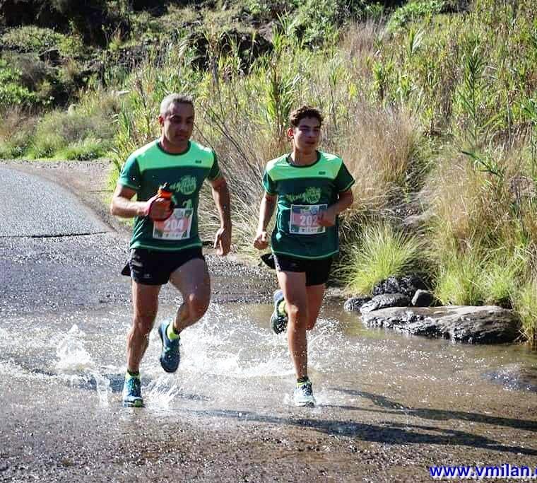 Trail de Veneguera 2016