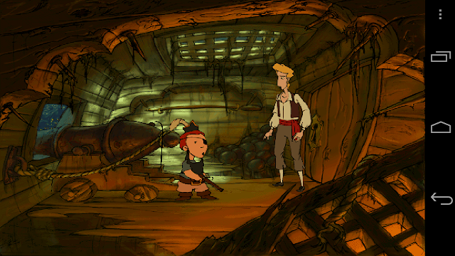 Curse Of Monkey Island Android