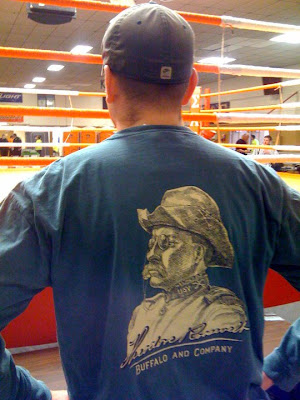 Roosevelt tshirt