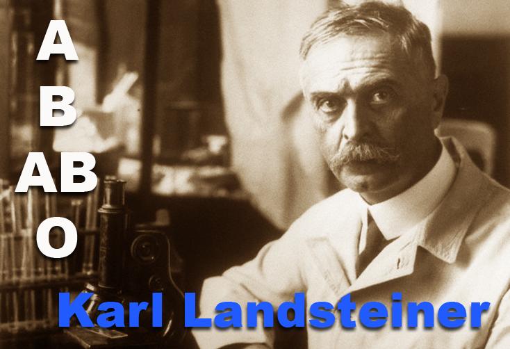 Biografi Karl Landsteiner sang penemu golongan darah