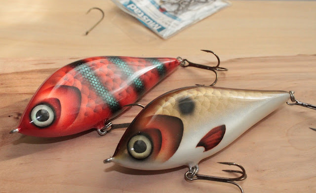 Lake trout lures for Lake trout fishing lures