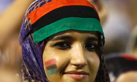 Palestinian Pundit: 2011-09-11 Libyan Women