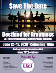 TDT Destined for Greatness Conference