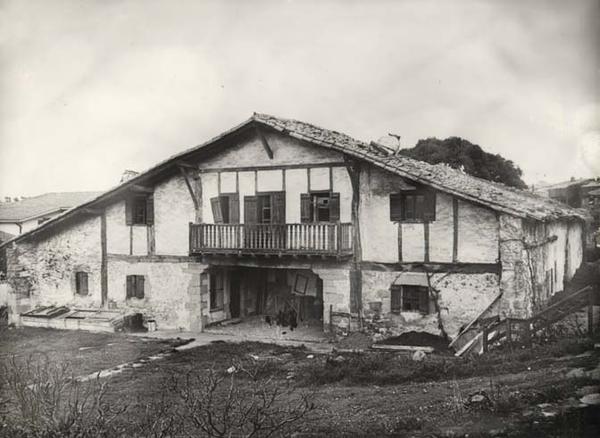 Memorias de getxo los barrios de getxo i - Caserios pais vasco ...