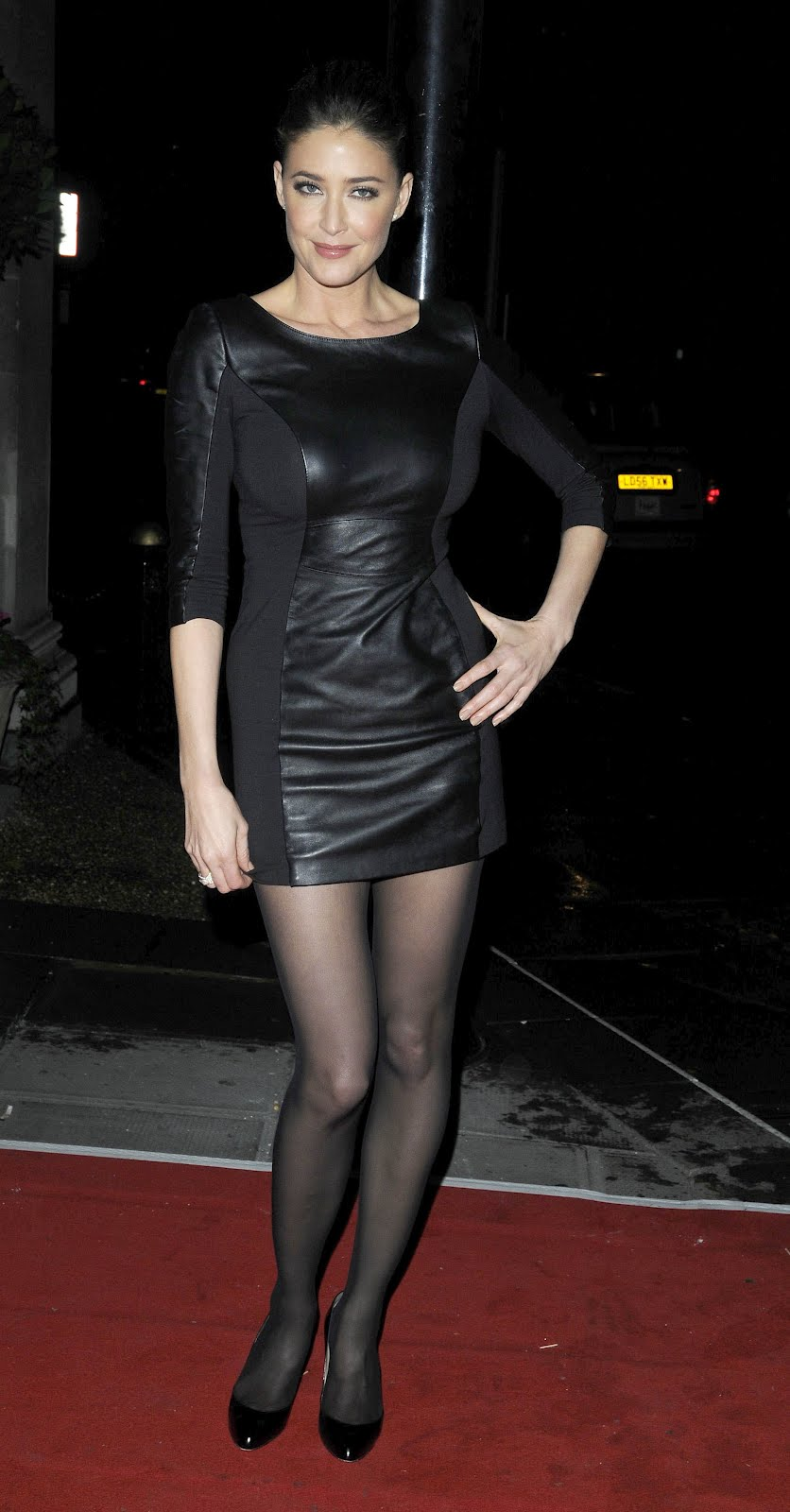 Posted By Celebrity Hosiery At 2 49 Pm Labels Lisa Snowdon