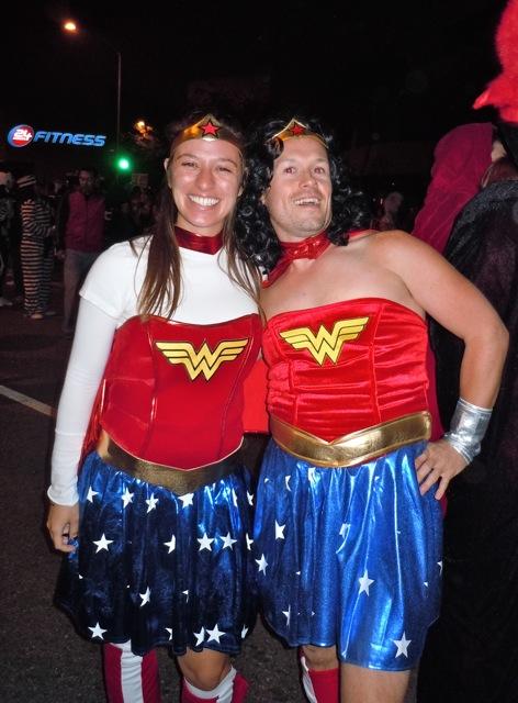 Halloween Carnaval Heroines 2011