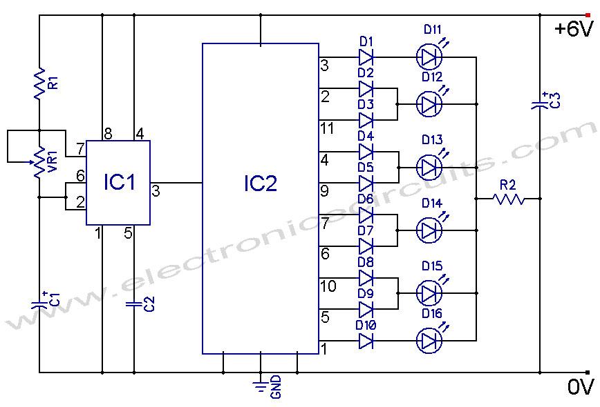 schematic board