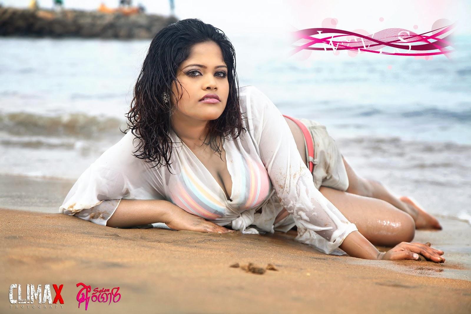 Shalini Nanayakkara hot sl model