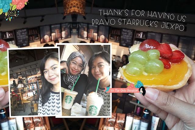 NEW Starbucks JI Expo