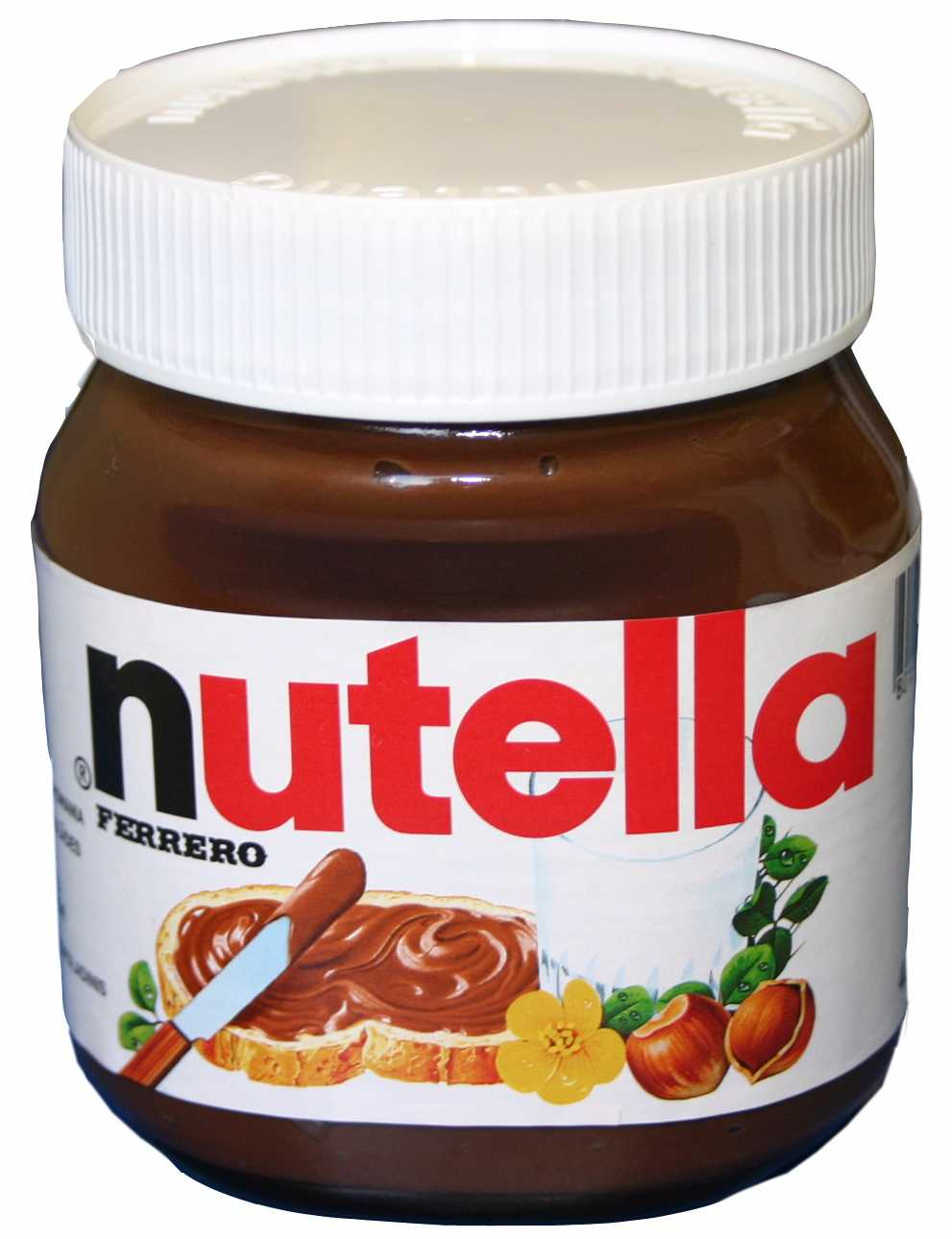 the history of nutella background on nutella