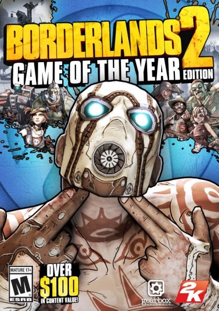 Borderlands 2 GOTY Español