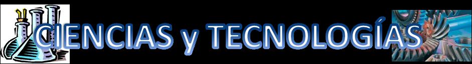 CIENCIAS - TECNOLOGÍAS. TEOLOGÍA