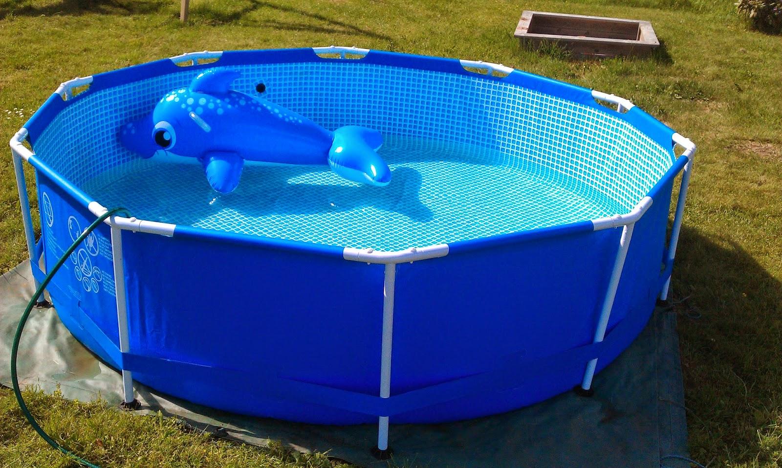 Pump till pool rusta pneumatisk transport med vakuum for Intex pool billig
