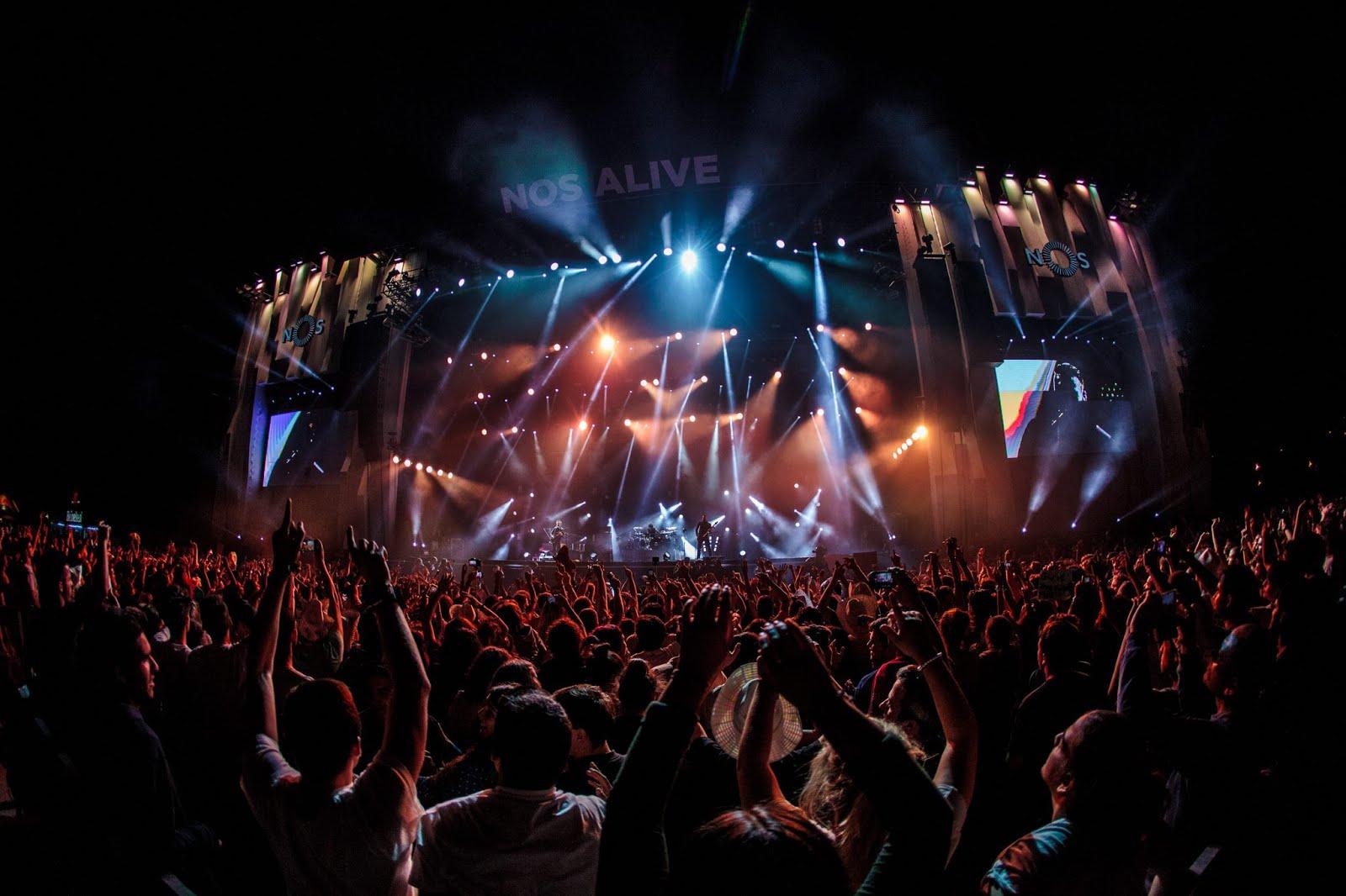 2015  NOS ALIVE FESTIVAL