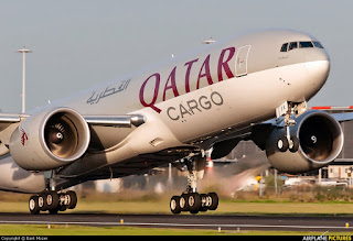 Qatar Airways Cargo Launches Express Airfreight Aervice Door-to-Door
