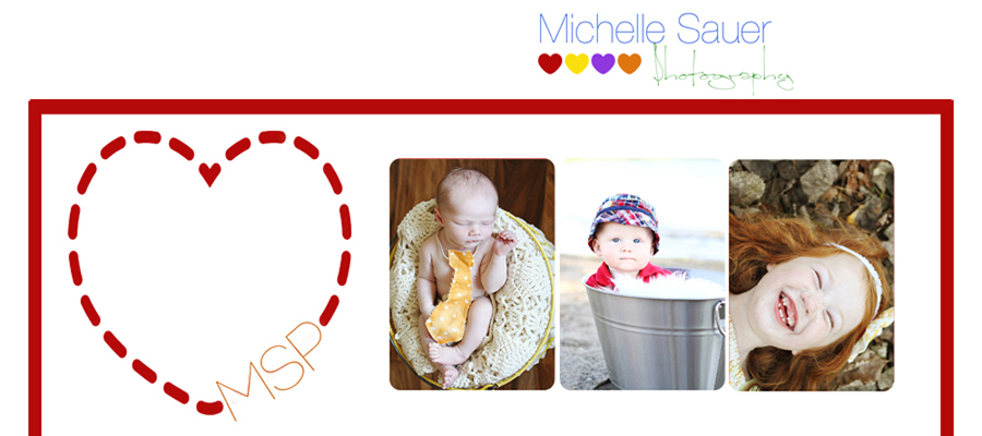 Michelle Sauer Photography | MN Newborn, Baby, Child, Family, Wedding Photographer in MN