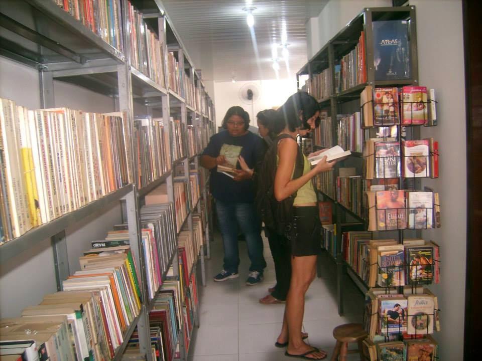 Livraria e Sebo Kariri