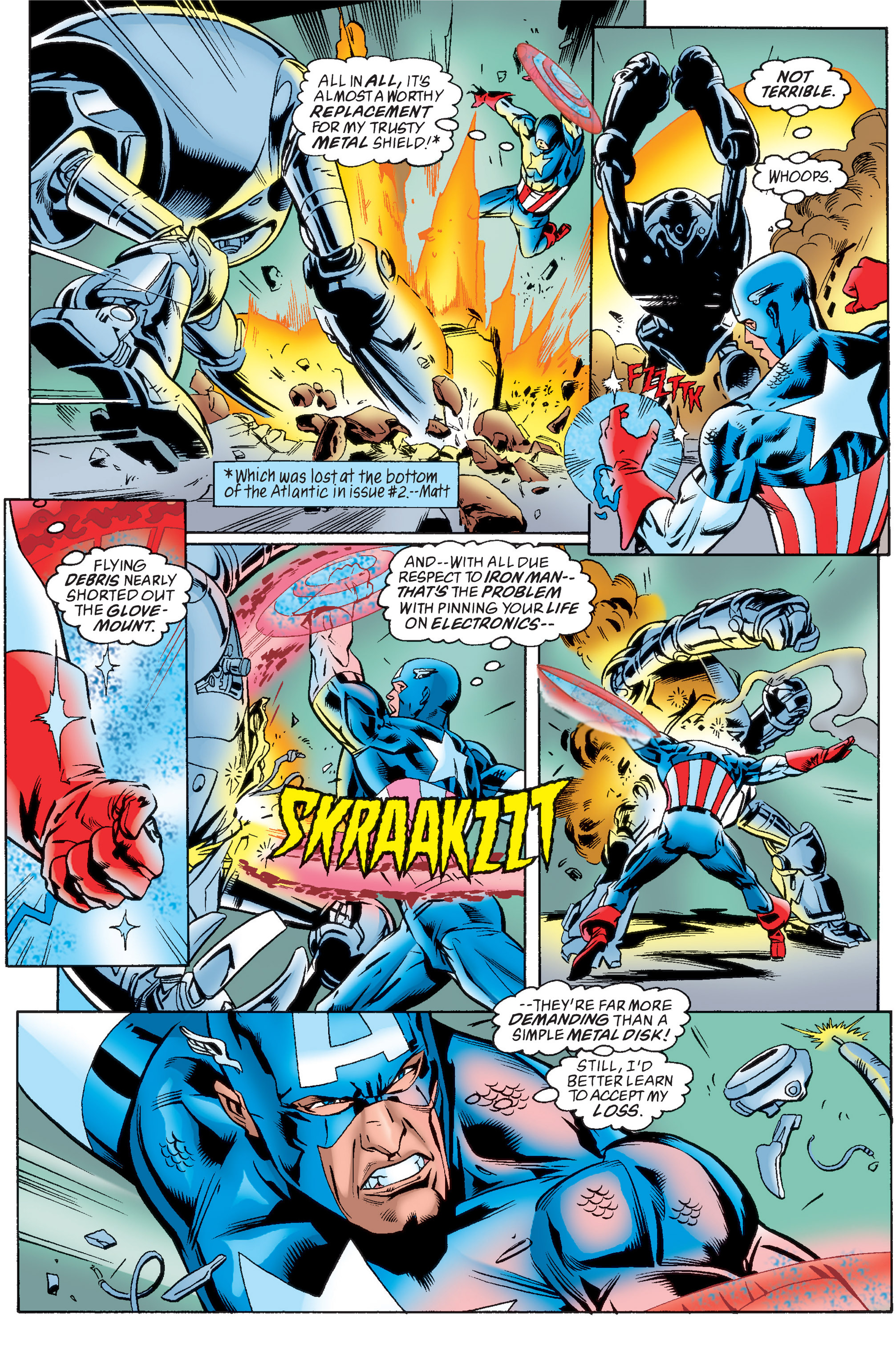 Captain America (1998) Issue #13 #19 - English 13