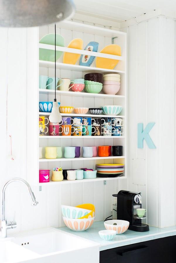Te demostramos el poder del color en decoración