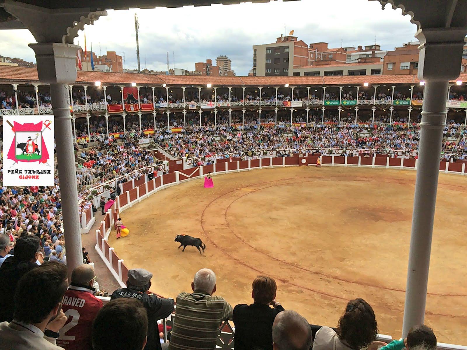 gijon toros corridas