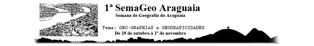 Semana de Geografia do Araguaia