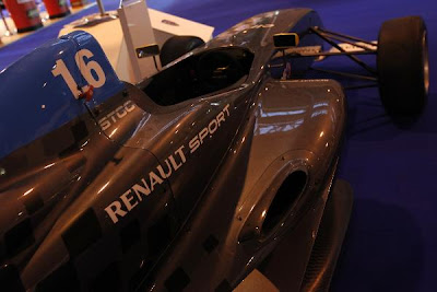 The new Formula Renault 1.6 Car