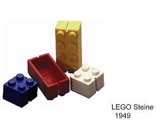 Brique Lego 1949