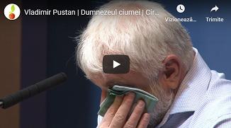 Vladimir Pustan 🔴 Dumnezeul ciumei