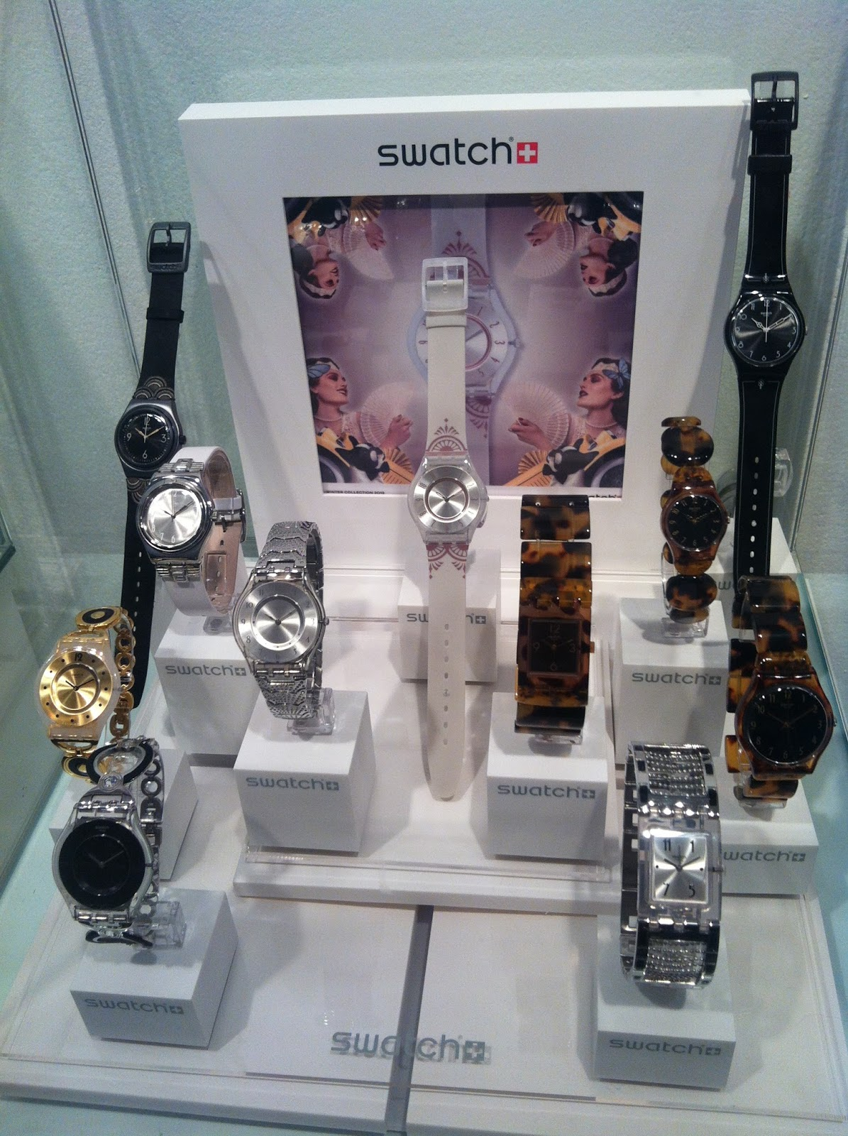 Swatch 30 years #UrbanExpression Launch Party