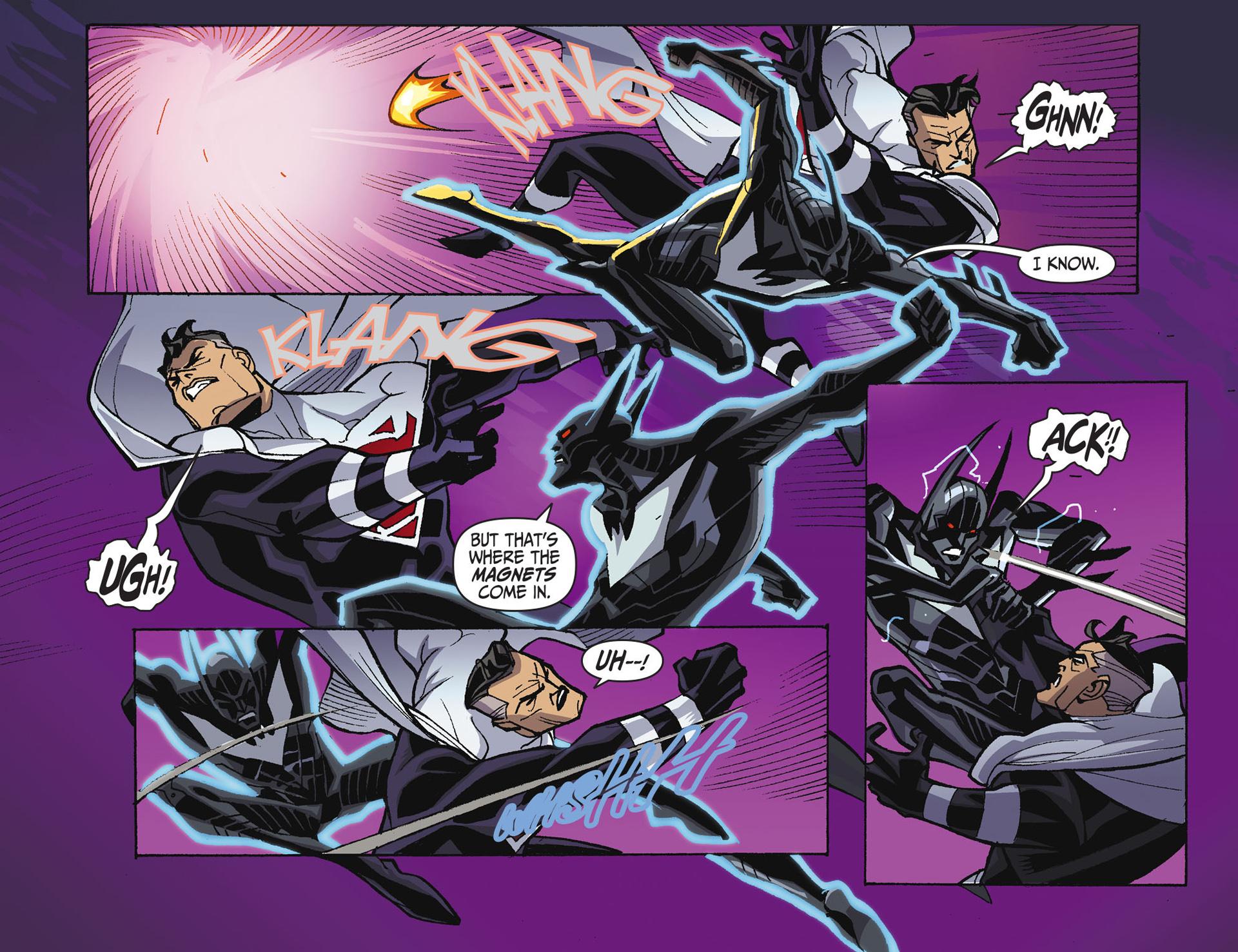 Batman Beyond 2.0 Issue #21 #21 - English 16