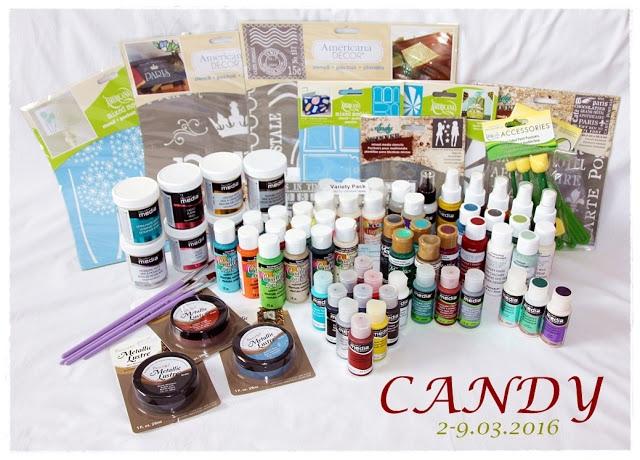 Candy w Decoratorium