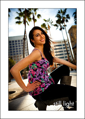 Maya Levine high school senior portraits by Still Light Studios senior photography