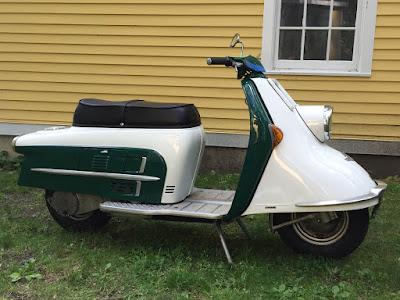 Heinkel Scooters