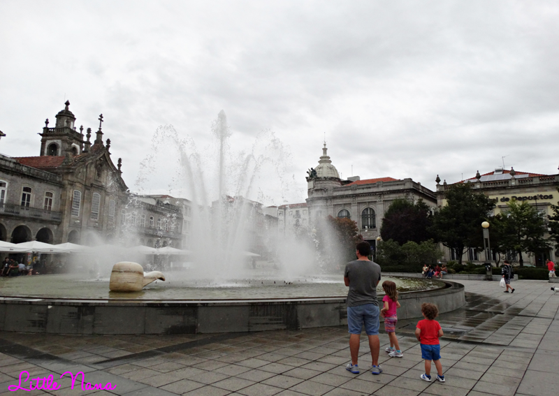 Planes con niños Braga