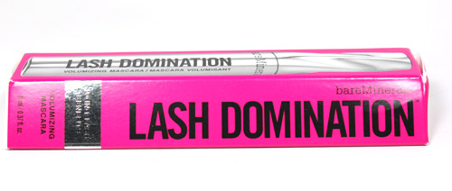 Review of bareMinerals Lash Domination and  Locked & Coated.