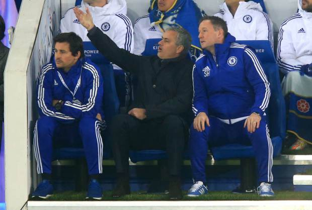 Mourinho's side are currently 16th in the Premier League (Picture: PA)