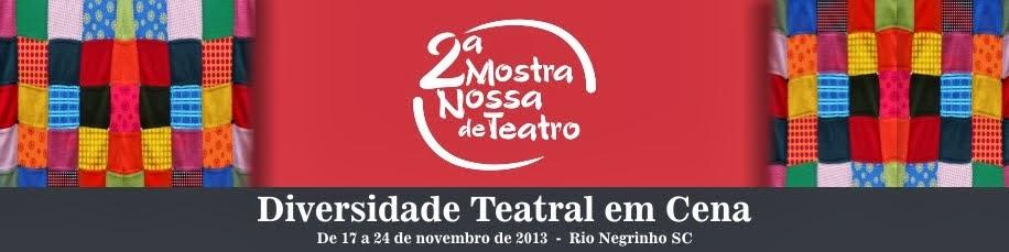 2ª Mostra Nossa de Teatro