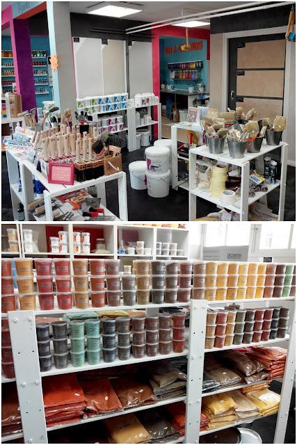 Color Rare, peinture, pigment, enduit, chaux, naturel, bullelodie