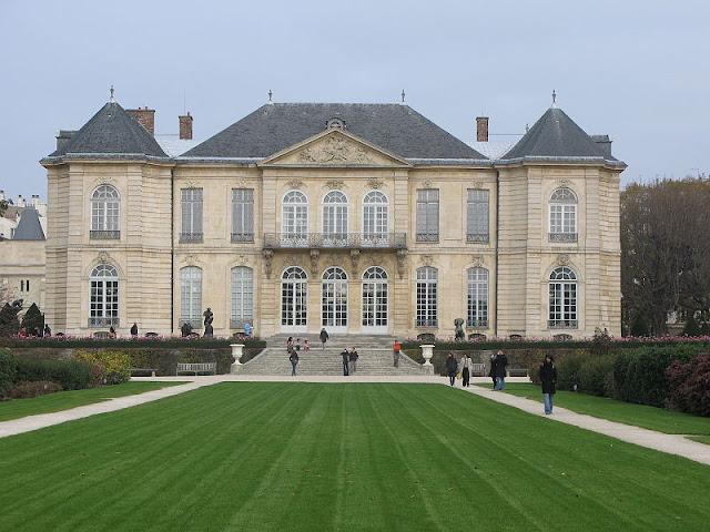 Museu Rodin, Paris
