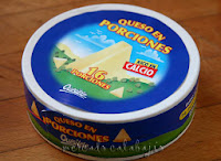Porciones de queso Quesilete de Queserías Menorquinas en exclusiva en Mercadona (www.BlogMarcasBlancas.com)