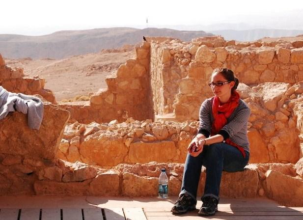Contemplating Masada