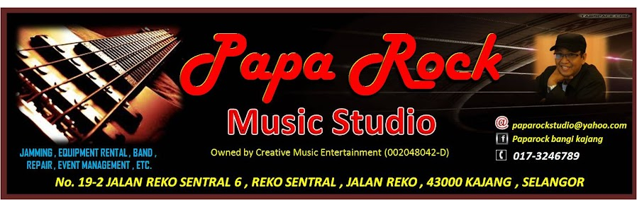 Papa Rock Music Studio