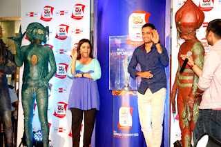 T20 World Cup 2012 Trophy launch event