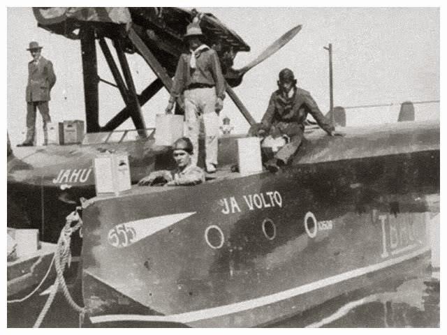 Travessia do Jahú - 93 anos