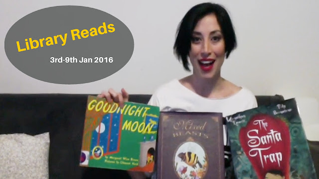 Library Reads: What the Kids Picked 3rd-9th January 2016 #Books #ToRead